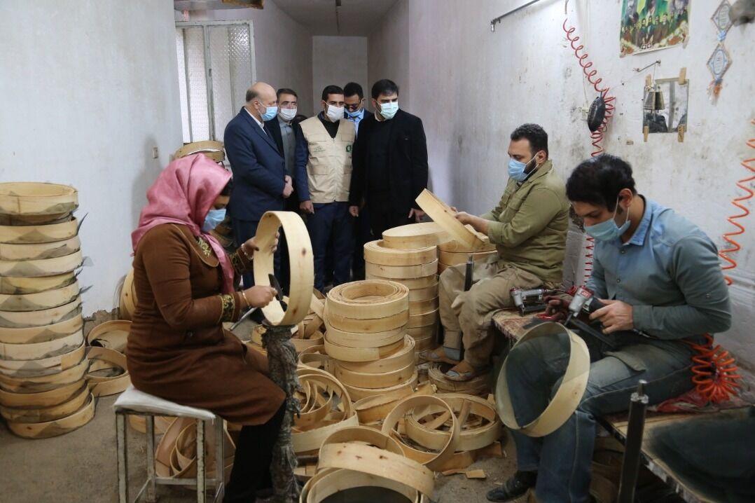 بهرهبرداری از ۲ هزار و ۷۰۰ شغل برکت در شهرستانهای استان تهران