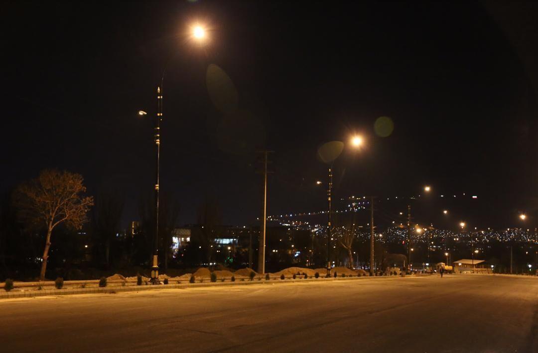 شبهای تاریک تهران| توانیر امکان خاموش کردن یکی در میان برق اتوبان ها را ندارد