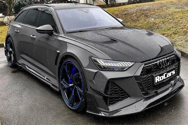 شرکت آئودی از خودروی جدید خود رونمایی کرد
