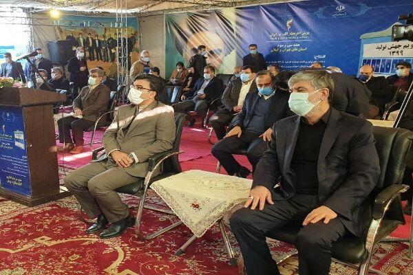 آب سد ماملو با ۶۵ میلیارد تومان اعتبار به بزرگترین شهرک صنعتی تهران منتقل شد