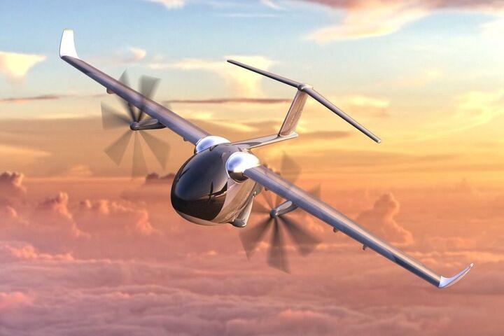 هواپیمای برقی 2
