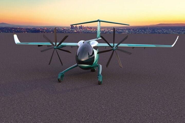 هواپیمای برقی 3