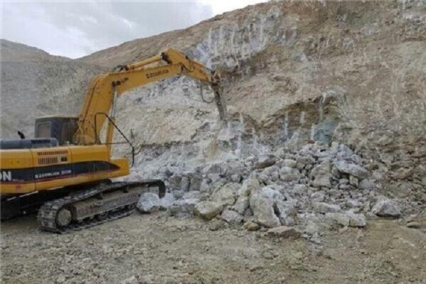 رشد مجوزهای معدنی در ۱۱ ماهه سال ۹۹