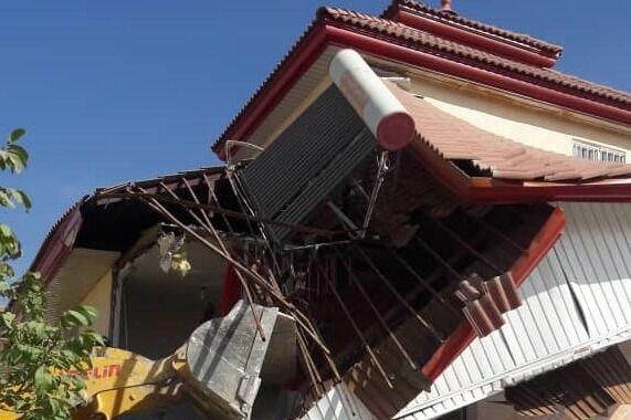 ۵۲۵ مورد ساخت و ساز غیرمجاز در اراضی کشاورزی آذربایجان شرقی تخریب شد