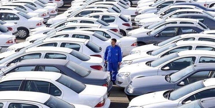 ریزش ۱۰ درصدی قیمت خودرو در بازار