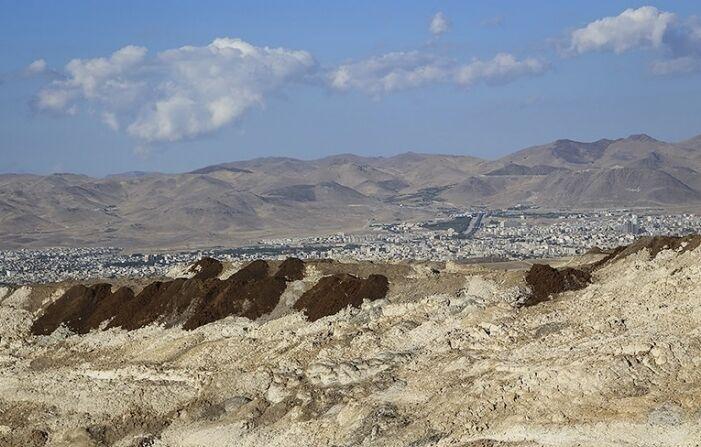 محل جدید دپوی پسماند روی زنجان تعیین شد| تخلیه ۵ هزار تن پسماند