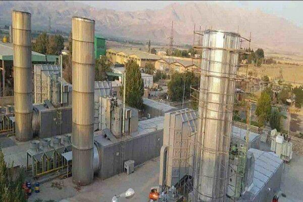 مصرف روزانه گاز در نیروگاه سلطانیه به ۳ میلیون و ۵۰۰ هزار متر مکعب رسید