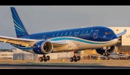 کاهش درآمد شرکت هواپیمایی جمهوری آذربایجان
