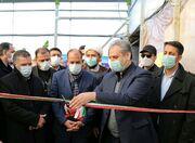 پروژه های کشاورزی خراسان شمالی افتتاح و کلنگ زنی شد