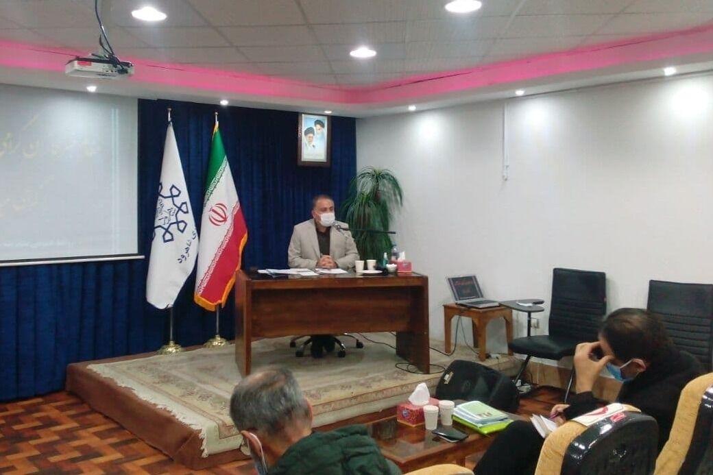 ۳۵۰پرونده وارد کمیسیون ماده ۱۰۰ شاهرود شد/ فروش اراضی البرز شرقی