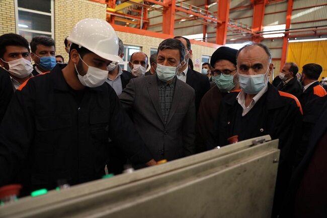تولید «قطعات هایتِک» آلومینیومی برای نخستین بار در کشور