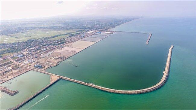 راه دراز خزر تا مرکز تفریحی جهان اسلام/ ساحل در حصار دود و دم