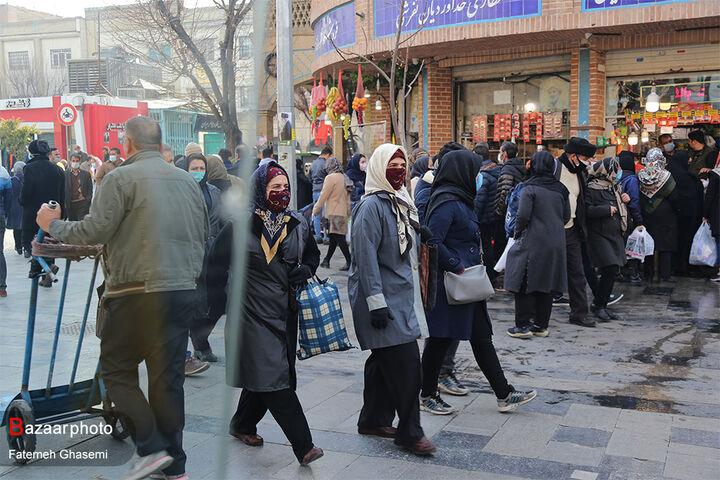 بازار / بازار تهران