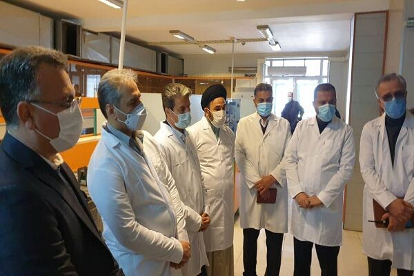 وزیر جهاد کشاورزی از ۳ طرح کشاورزی و خدماتی ارومیه بازدید کرد