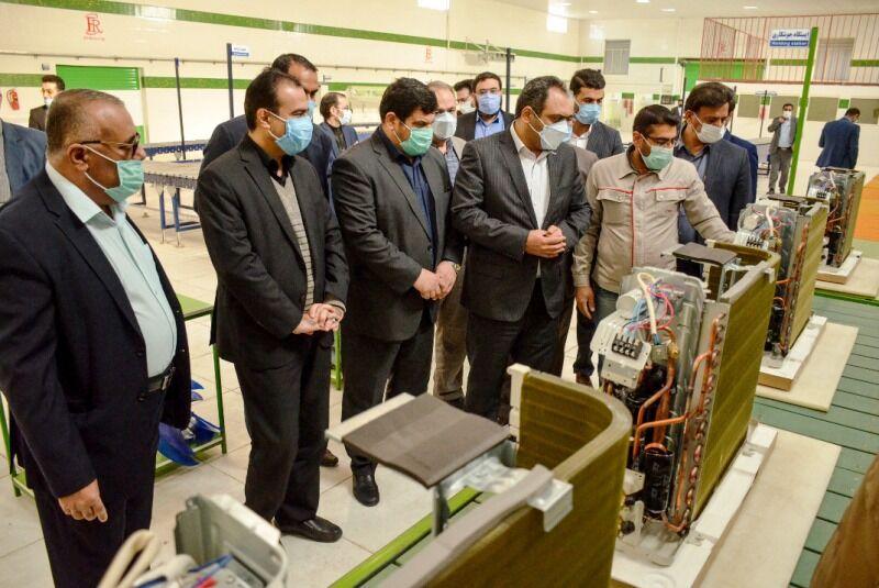 شهرکهای صنعتی آبادان و خرمشهر نماد جهش تولید؛ عراق و کویت مقاصدی نزدیک برای صادرات