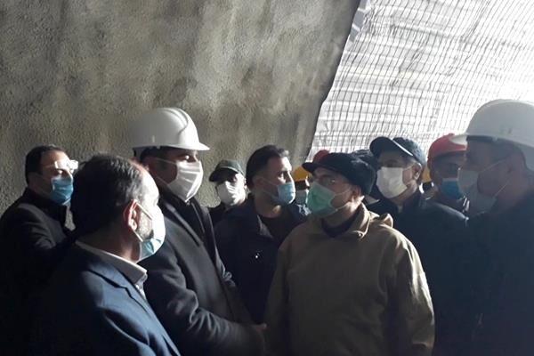 اختصاص اعتبار ۱۲۰میلیاردی پروژه تونل «گورمیزه» درچهارمحال و بختیاری پیگیری میشود
