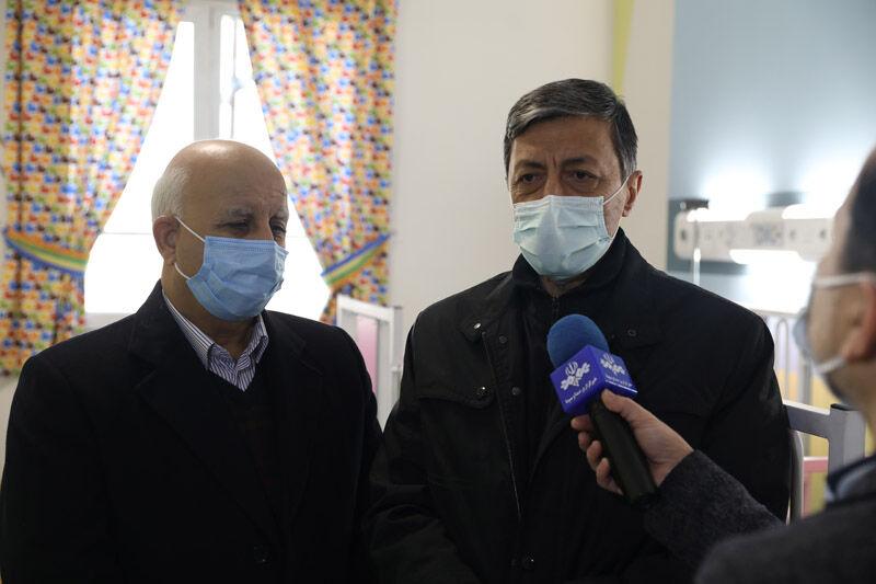 مشارکت بنیاد مستضعفان در ساخت بزرگترین پردیس بیمارستانی تهران