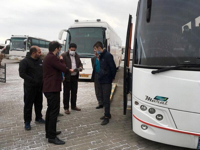 برخورد با ۱۹ تور غیر مجاز گردشگری در قزوین