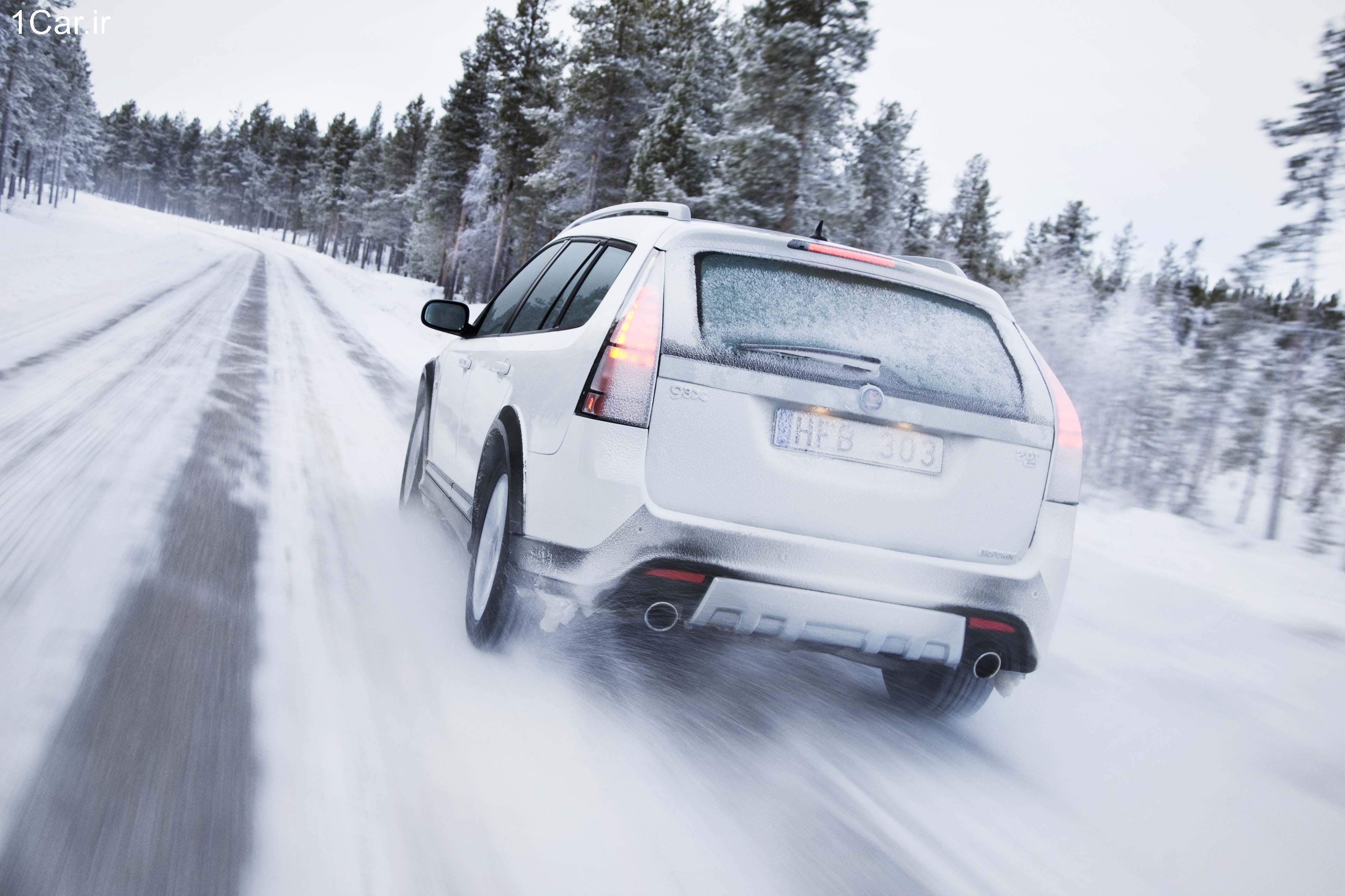 نکاتی در خصوص نگهداری خودرو در زمستان  پُر بودن باک بنزین اولین نکته مهم برای مالکان خودروها باشد