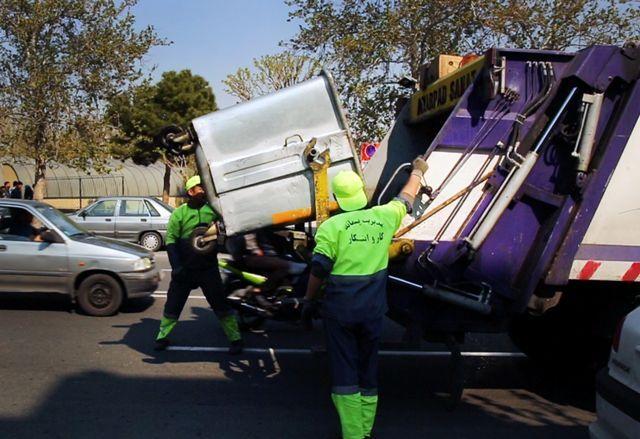 میزان مشارکت بخش خصوصی در فرایند بازیافت پسماند