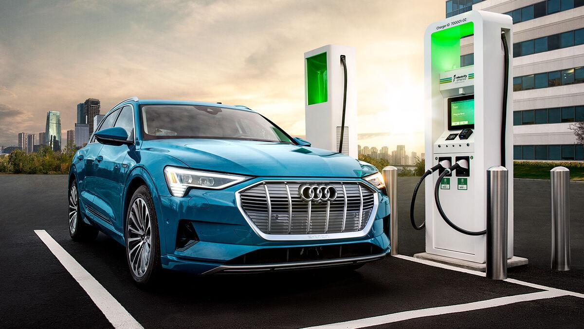 پیشرانه الکتریکی جایگزین موتورهای احتراقی خواهد شد| حفاظت از محیط زیست در برنامه شرکت آئودی