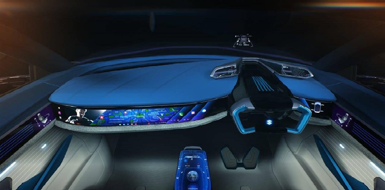 نسل جدید نمایشگر شیشه جلو خودروها طراحی شد