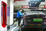 تسلا اجزای باتری خودروهای الکتریکی را بازیابی میکند
