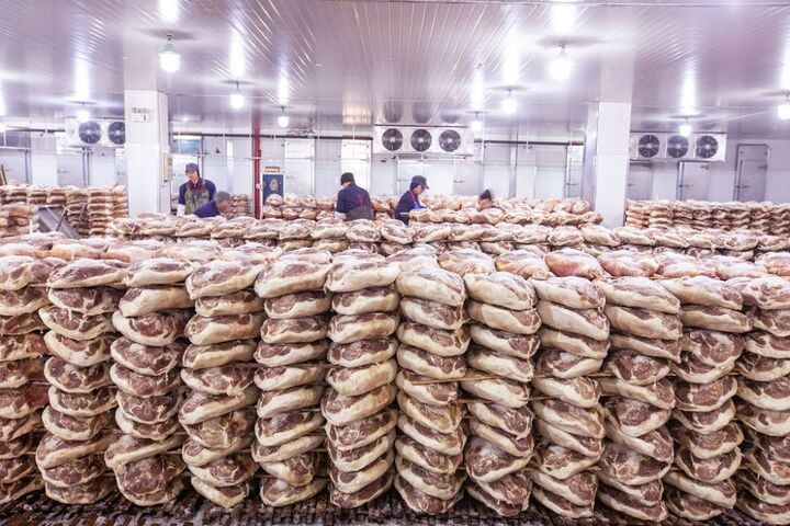 تولید ژامبون در چین 6