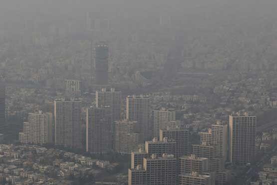 غلظت آلایندهها در شهرهای صنعتی افزایش مییابد