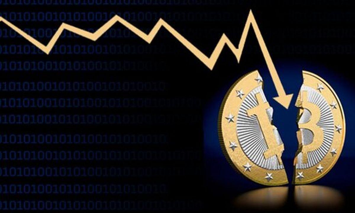 بیت کوین امروز هم ۱۵ درصد ریخت