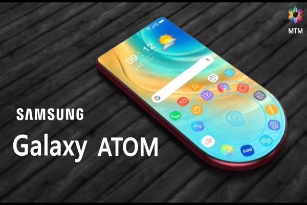 شرکت سامسونگ از Galaxy Atom رونمایی کرد
