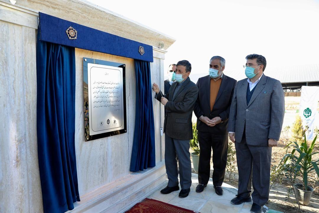 ۵ پروژه بزرگ دامپروری با سرمایه گذاری ۳۴۸ میلیارد تومانی افتتاح شد