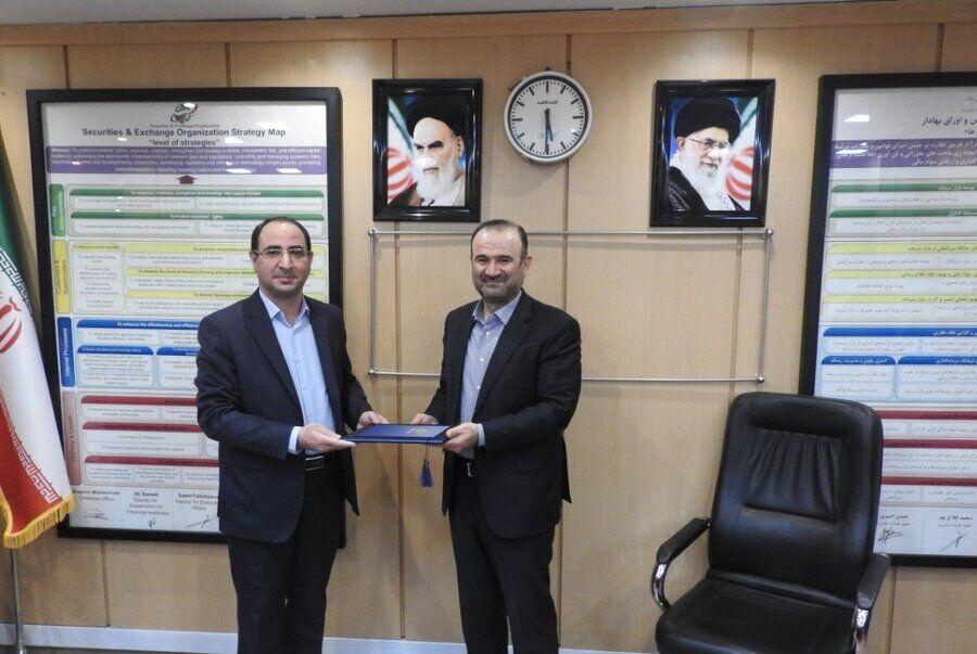 مراسم تکریم مدیرعامل پیشین بورس انرژی ایران برگزار شد