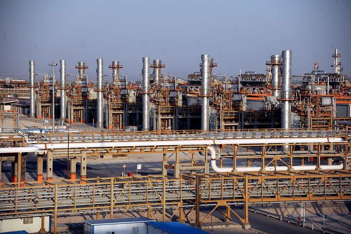 ابرپروژه پالایشگاه گاز بیدبلند خلیج فارس آماده بهرهبرداری رسمی است