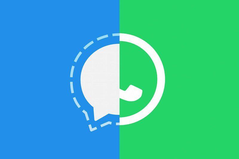 شرط جدید واتساپ و انتخاب پیام رسان های جدید| امنیتی از جنس سیگنال؛ اسکرین شات ممنوع!