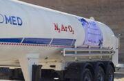 شرکت فناور در تبریز موفق به صادرات مخازن حمل و نقل مایعات فوق سرد شد