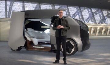 «جنرال موتورز» از یک خودروی آینده نگر رونمایی کرد