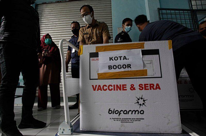 واکسیناسیون مردم ترکیه و اندونزی با واکسن سینوواک شروع شد