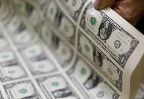 کسری بودجه آمریکا رکورد زد