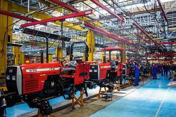 تحقق جهش تولید در تراکتورسازی تبریز با صادرات ۵۰۰۰ میلیارد ریالی