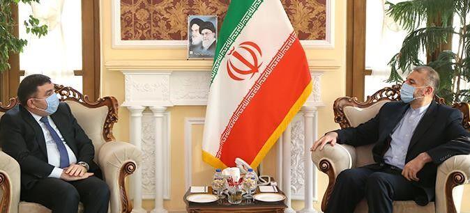 ایران و آذربایجان ظرفیت بسیاری برای ارتقاء سطح مناسبات اقتصادی دارند
