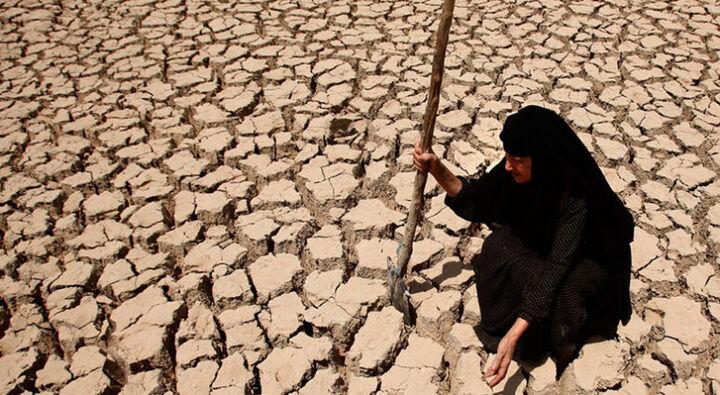 بحران آب در راه است   نیمی از سدها خالی است