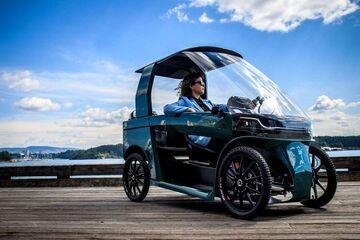 معرفی چهارچرخه برقی CityQ