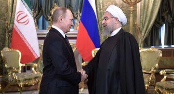 روسیه حامل پیام عربستان برای ایران است  میانجیگری مسکو برای ثبات خلیج فارس