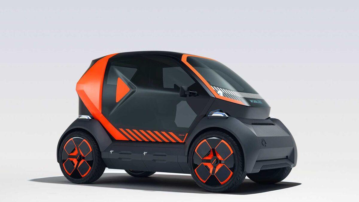 معرفی خودروی جدید موبالایز رنو