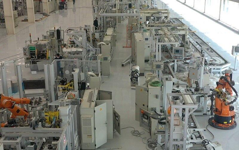 راه اندازی کارخانه ساخت موتورهای پیشرفته خودرو ۳ و ۴ سیلندر کم مصرف با قدرت ۱۵۵ اسب بخار