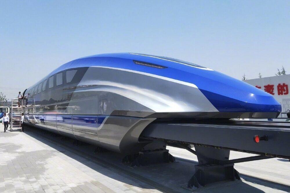 قطار برقی با سرعت ۴۰۰ مایل بر ساعت در چین ابداع شد