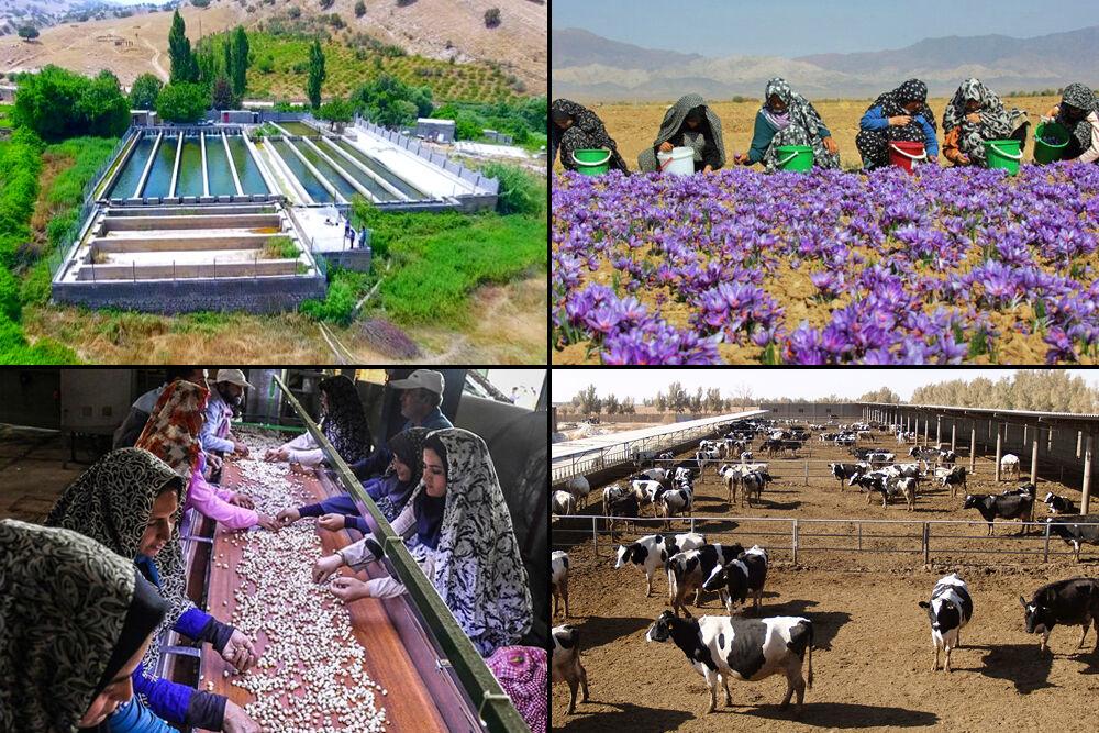 مشکلات سرمایهگذاری در نواحی صنعتی مجاور روستاها؛ گام بلند قم در توسعه گردشگری روستایی