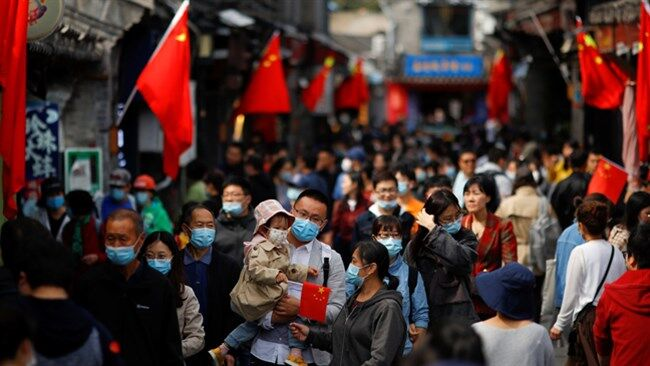 رشد فراتر از انتظار اقتصاد چین در سال ۲۰۲۰