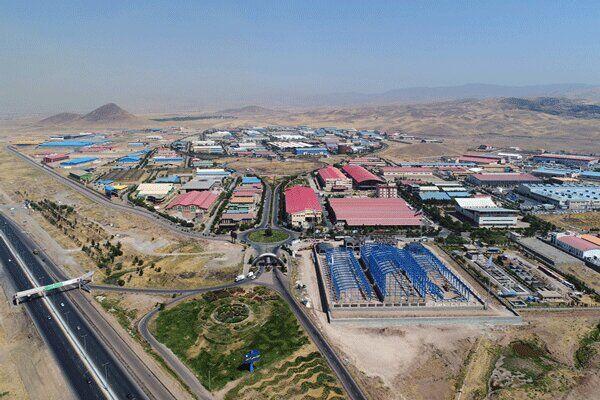 ۱۳۳۰ هکتار به مساحت شهرکهای صنعتی استان قزوین افزوده میشود